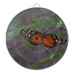 Natural Butterfly Dart Board