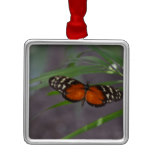 Natural Butterfly Metal Ornament