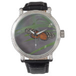 Natural Butterfly Wrist Watches