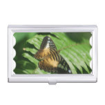 Winged Butterfly Business Card Case