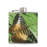 Winged Butterfly Hip Flask